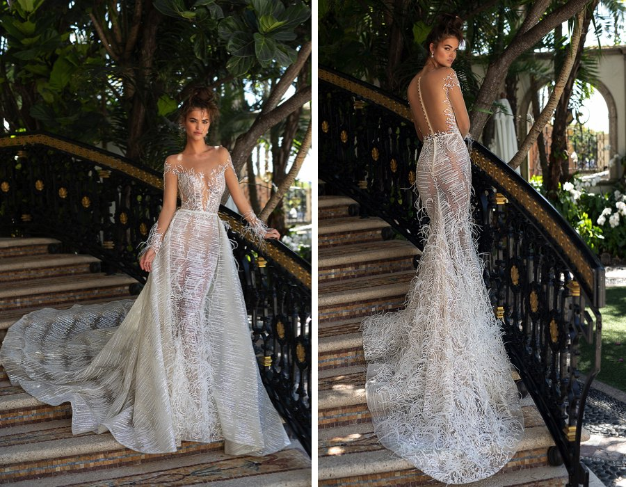 Dress collection: Berta Bridal SS 19