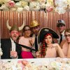 Real wedding: Pink & floral in Chicago