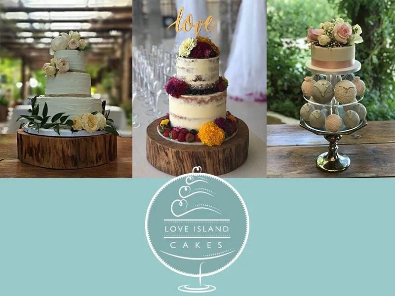 Love Island Cakes