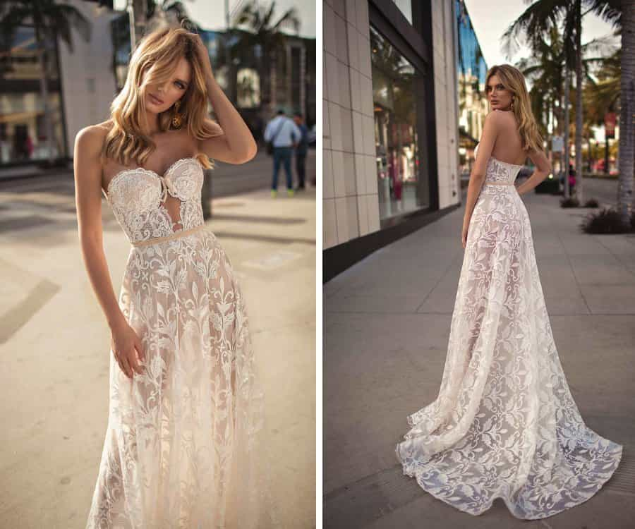 Wedding dress collection: MUSE by Berta - City of Angels