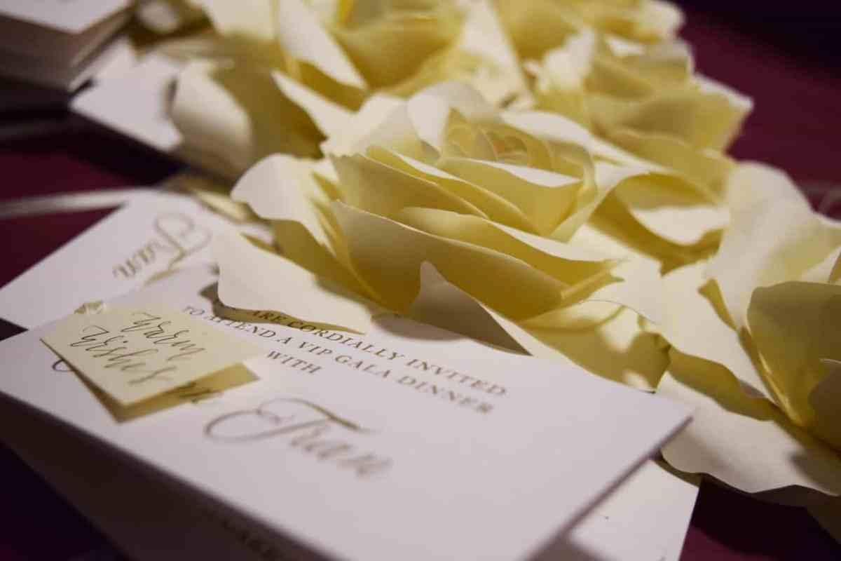 Luxury Wedding Invitations By Ananya Cards