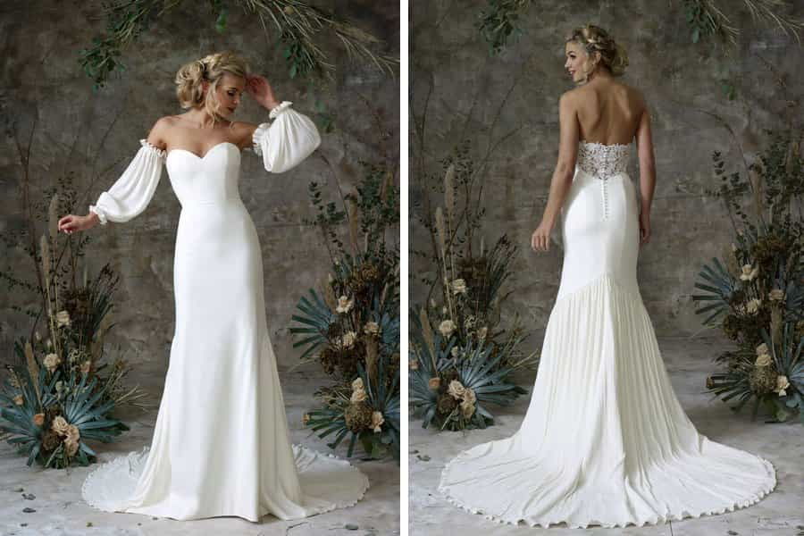Wedding dress collection: Charlotte Balbier - Ethereal Beauty