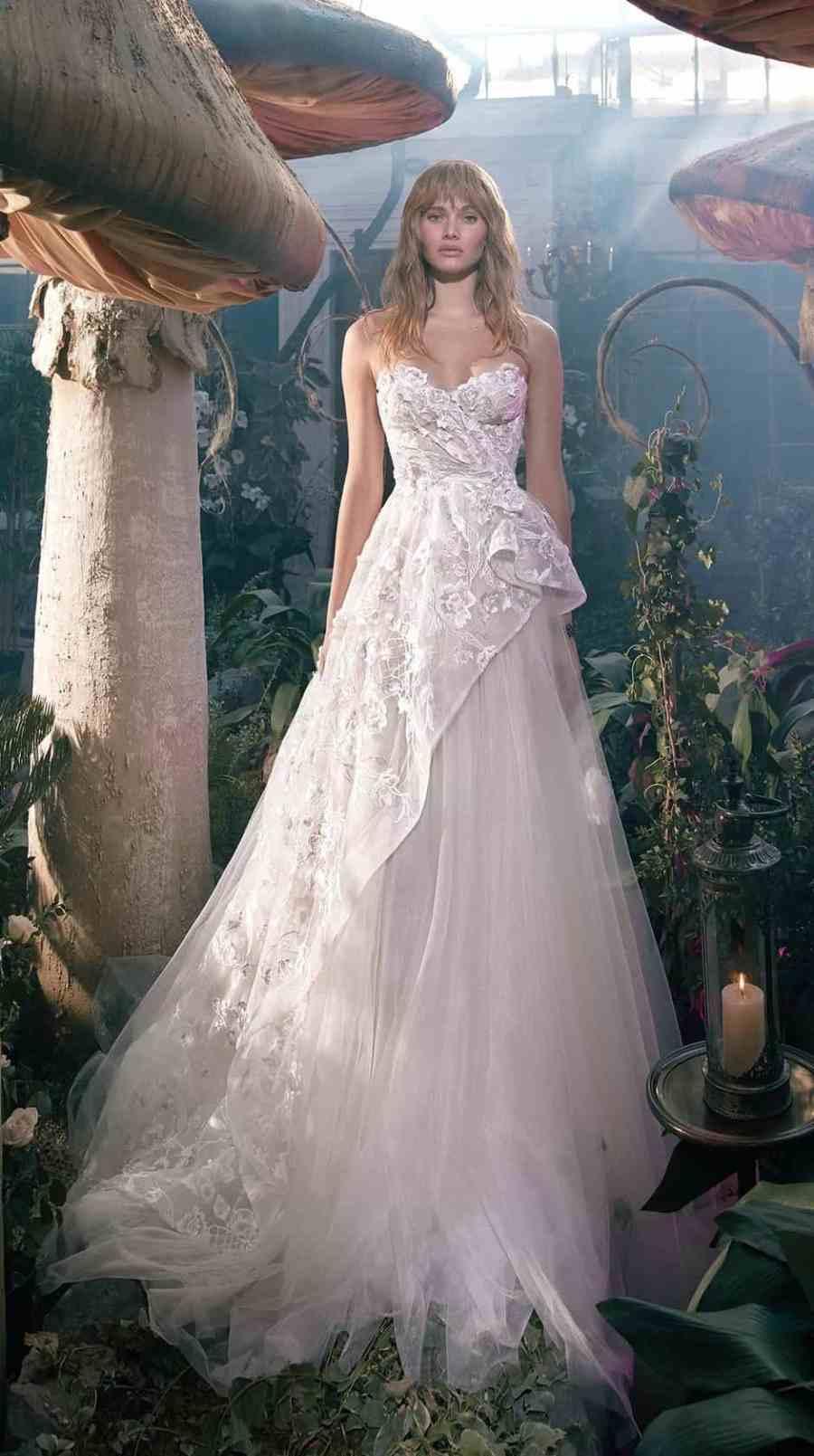 Wedding dress collection: Galia Lahav - GALA VIII