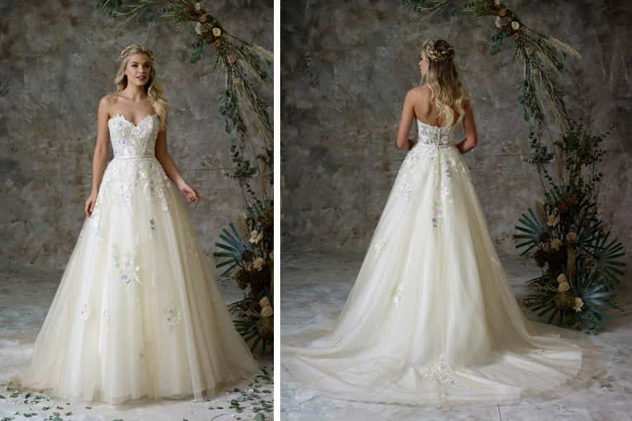Wedding dress collection: Charlotte Balbier – Ethereal Beauty