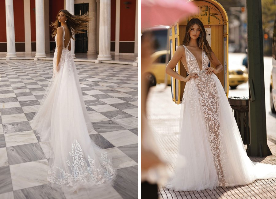 Wedding dress collection: Berta F/W19 – Athens