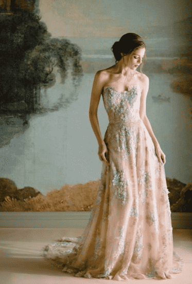 Wedding dress collection: Claire Pettibone – Timeless Bride