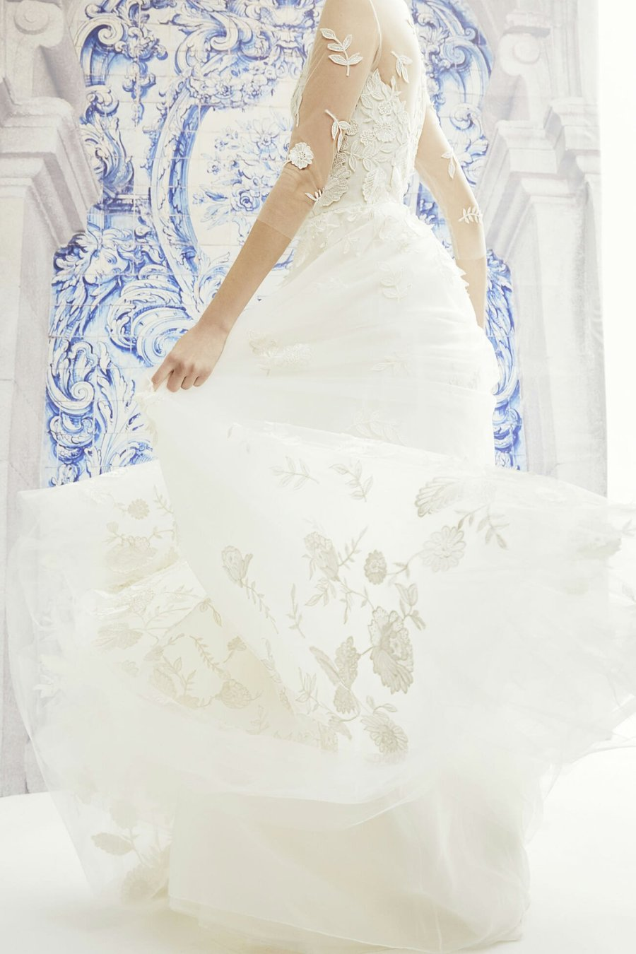 Dress collection: Carolina Herrera - Fall 2019