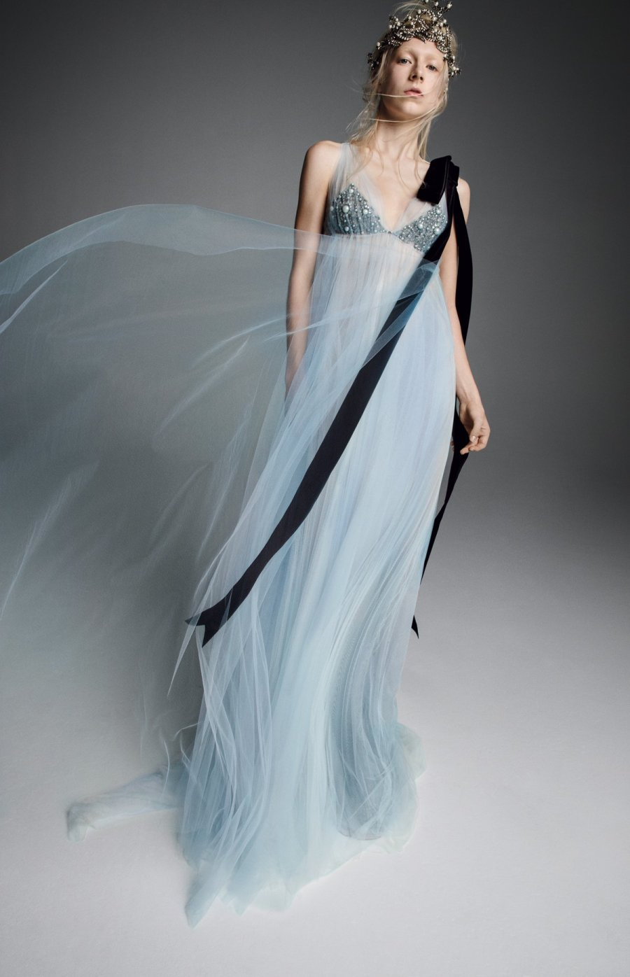 Wedding dress collection: Vera Wang – Fall 2019