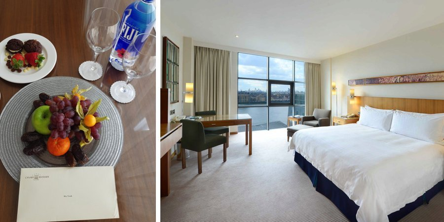 Review: Canary Riverside Plaza