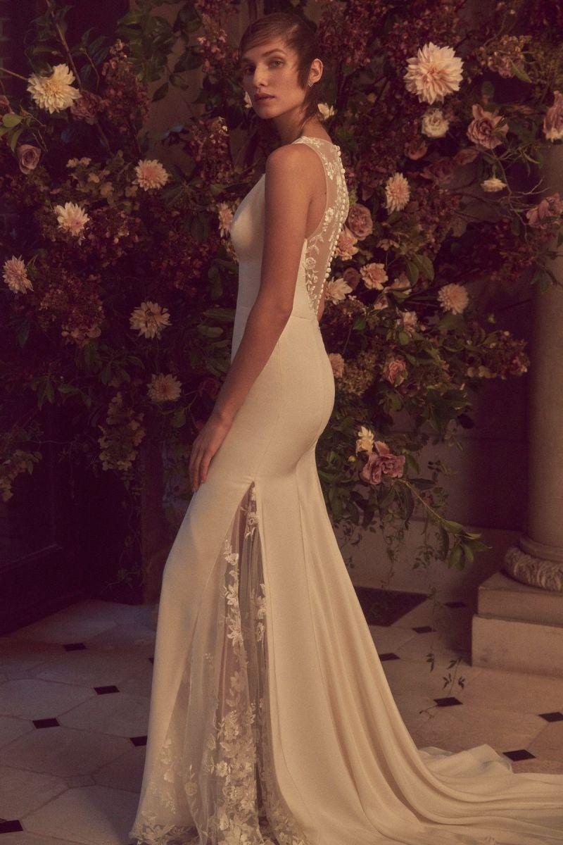 Wedding dress collection: Bliss Monique Lhuillier - Fall 2019 4