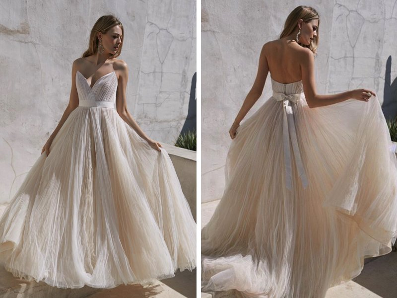 Wedding dress collection: Watters - The Great Expanse