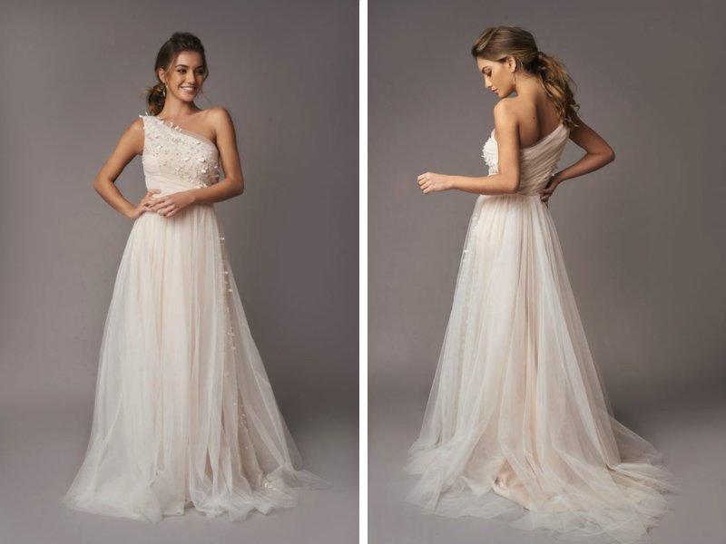 Wedding dress collection: Stephanie Allin - Eden 2020