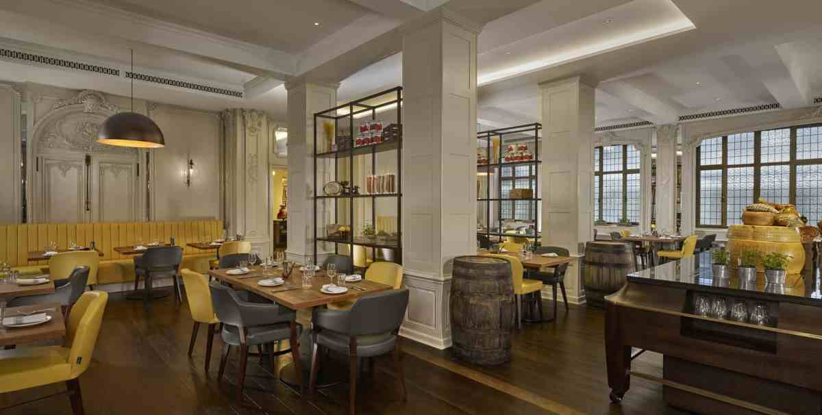 Review: Sheraton Grand London Park Lane