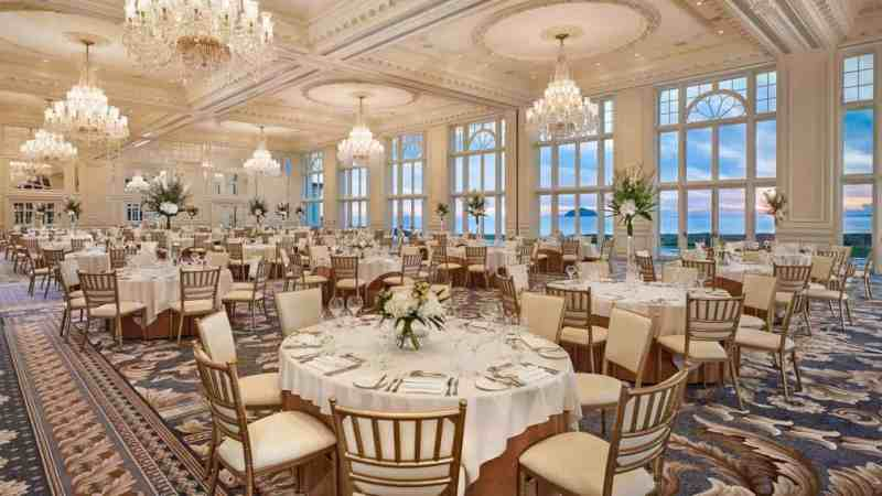The Top Five: Our 5 Star Ballrooms For Weddings