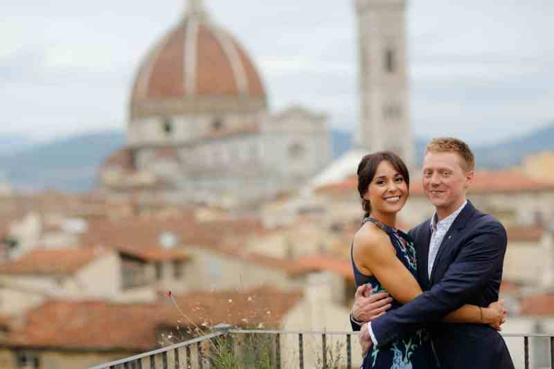 Amazing Destination Wedding in Florence