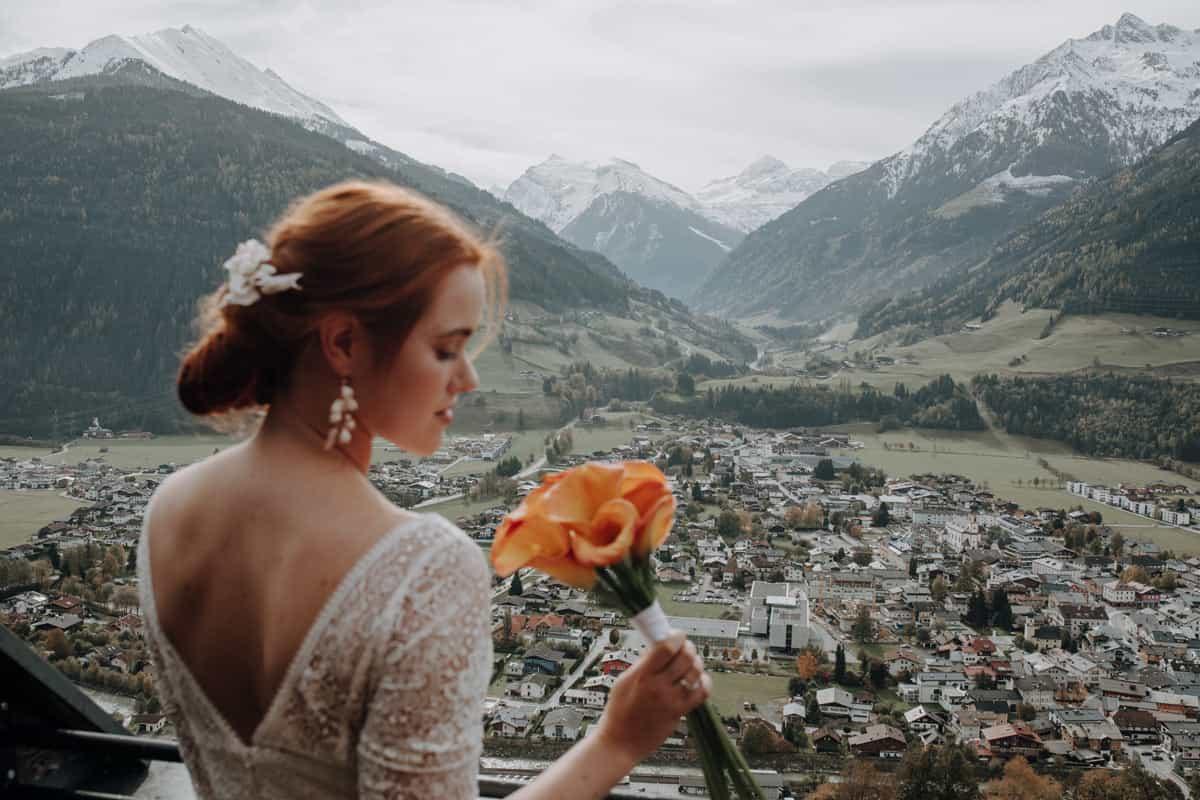 Destination Wedding In The Austrian Alps