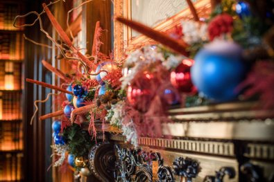 Festive luxury at The Langley Hotel in Buckinghamshire