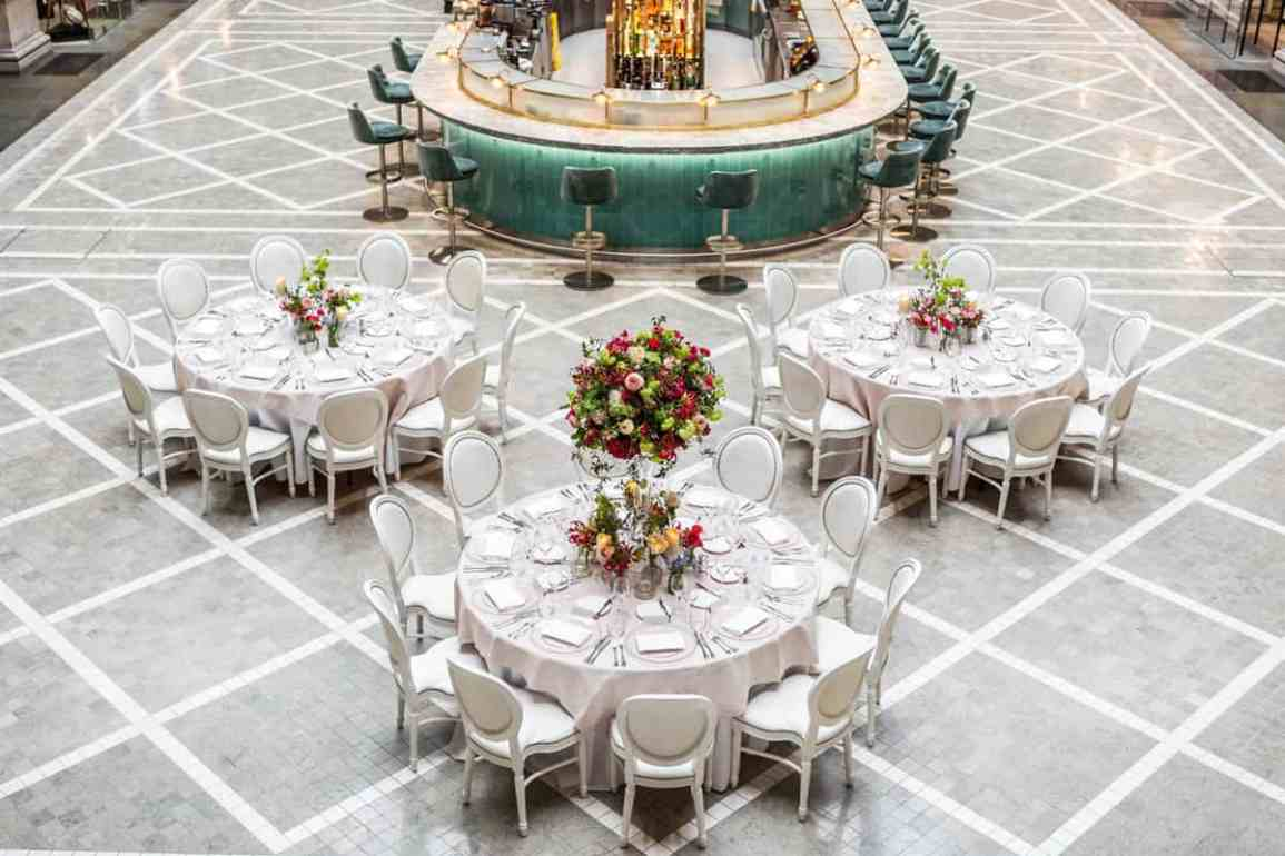 Tie The Knot At Fortnum & Mason