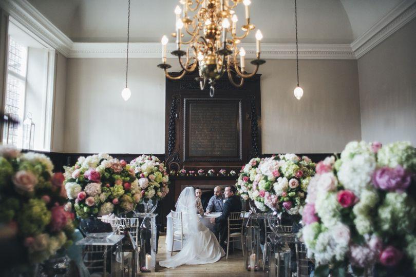 50 Luxury Wedding Venues in London 25