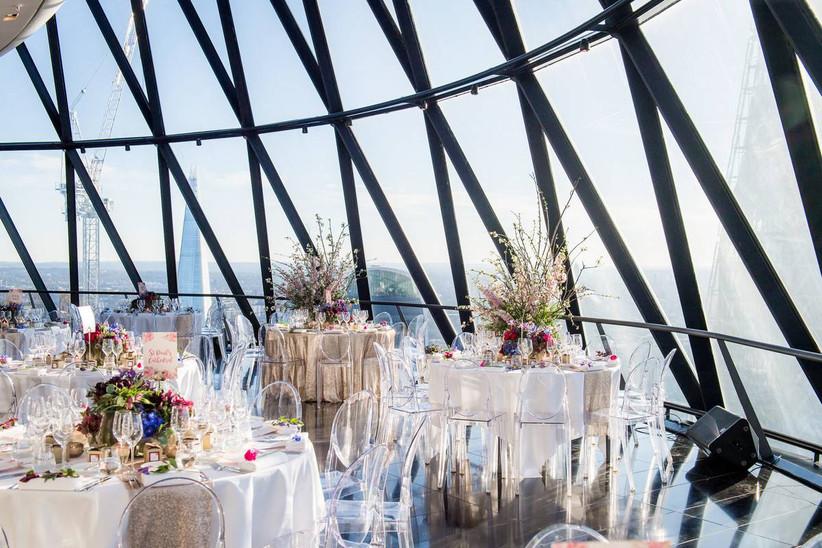 50 Luxury Wedding Venues in London 13
