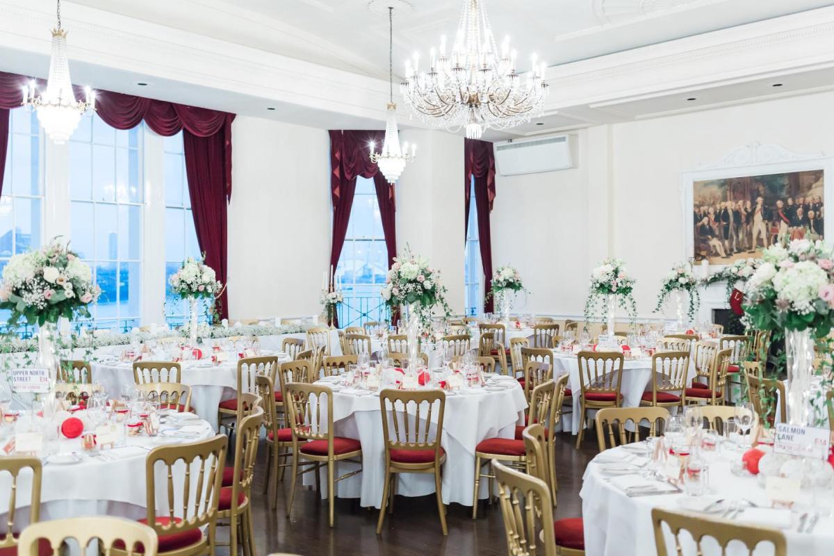 50 Luxury Wedding Venues in London 31