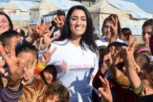 Free Yezidi Foundation + Pari