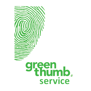 Service Green thumb