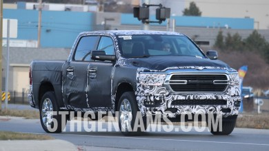 Photo of BREAKING! 2019 Ram Spy photos (Updated)