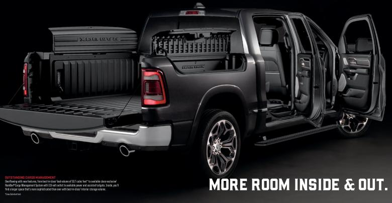 2019 ram 1500 brochure 5th gen rams. Black Bedroom Furniture Sets. Home Design Ideas