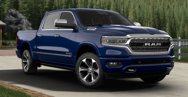 2019 Ram 1500 Build and Price link - 5th Gen Rams