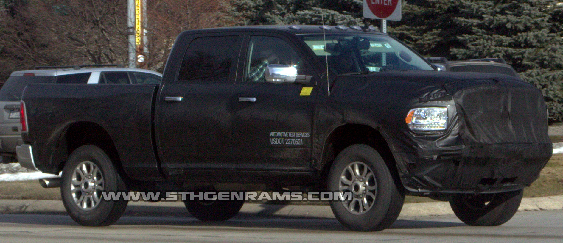 2019 Ram Hd >> 2019 Ram HD trucks spied - 5th Gen Rams