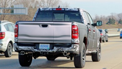 Photo of Ram 1500 Multifunction Tailgate Detailed In Parts Diagram: