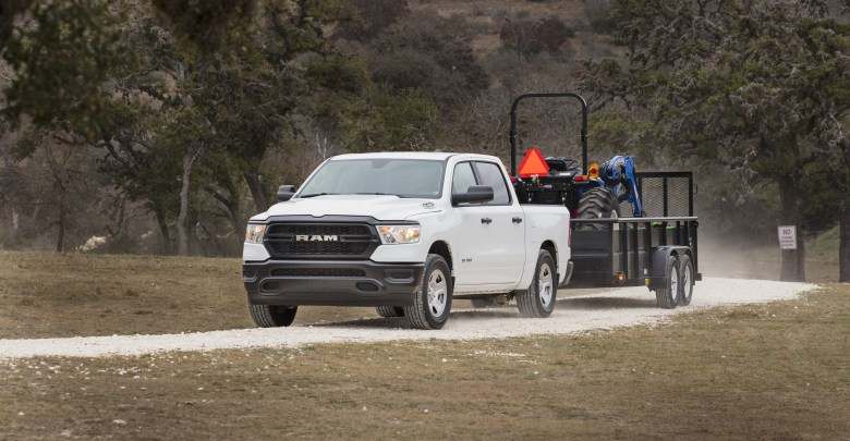 Ram Trucks debuts Tradesman model in Indianapolis, Indiana ...