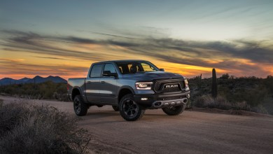 Photo of 2019 Ram Rebel production starts