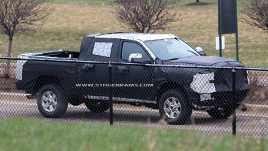 Photo of 2020 Ram HD caught testing