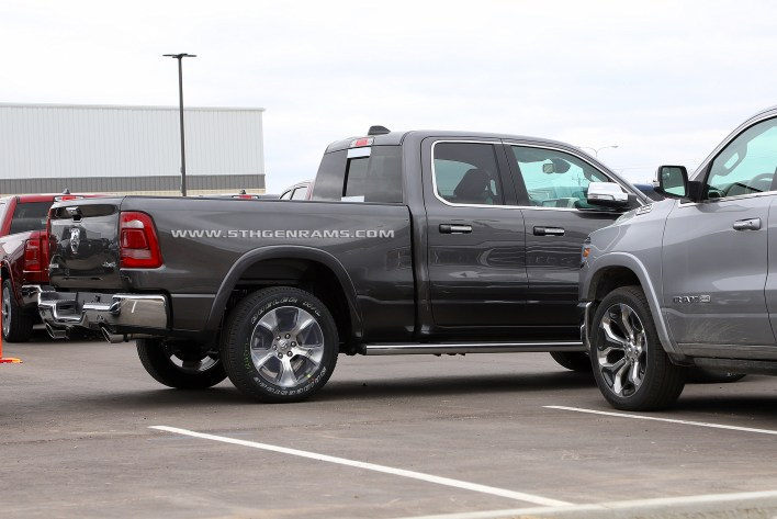 2019 Ram Maximum Steel