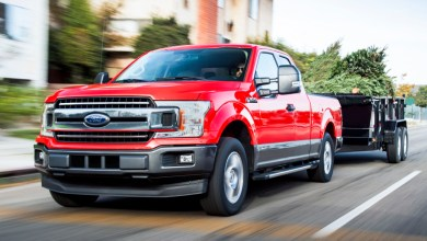 Photo of Hey Ford F-150 Power Stroke, not so fast…