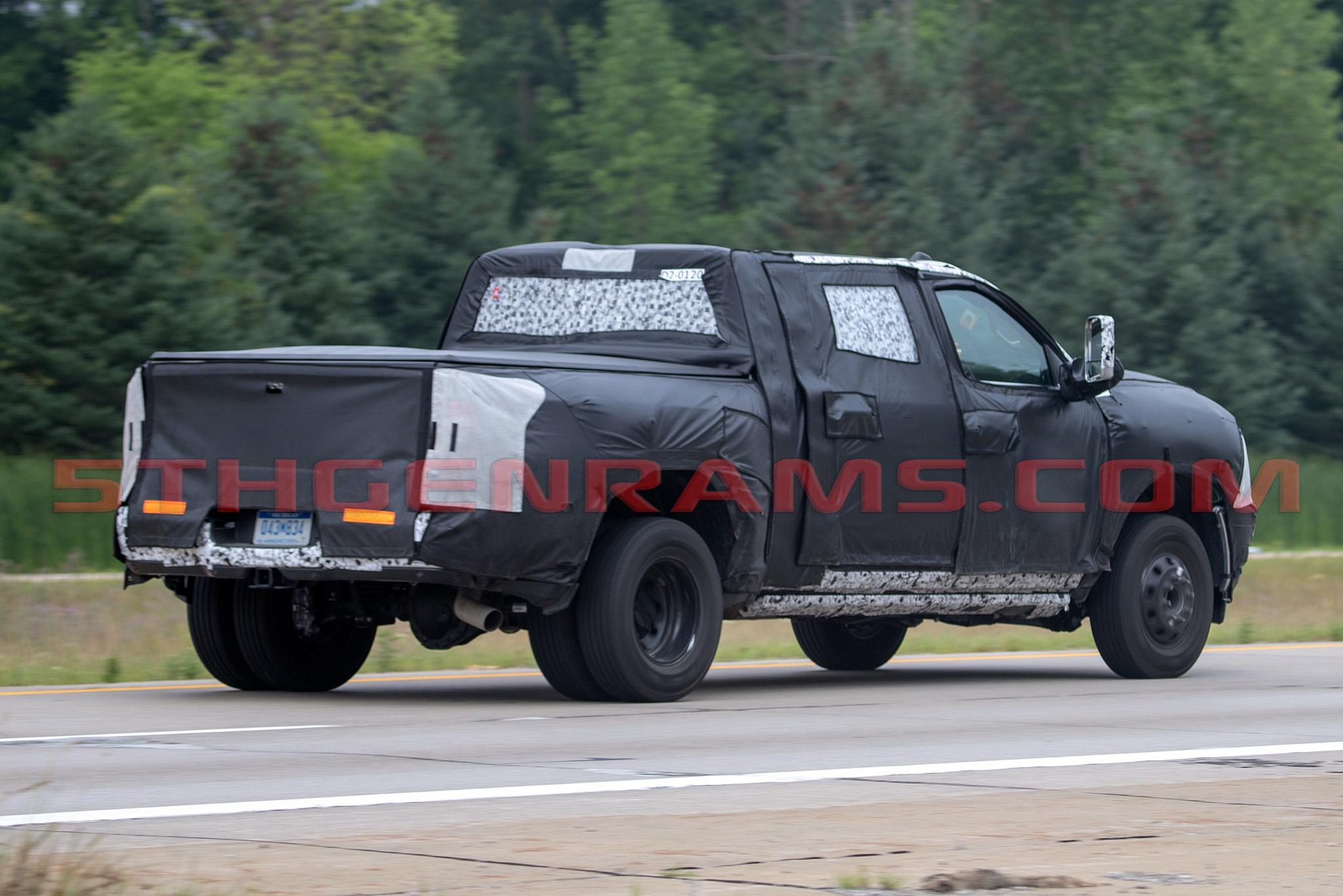 2020 Ram 3500 Dually, Mega Cab, Specs, Price >> Meet The 2019 Ram 3500 Mega Cab Laramie Longhorn Dually