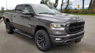 Photo of Quick Drive: 2019 Ram 1500 Sport With Mopar 2-Inch Lift