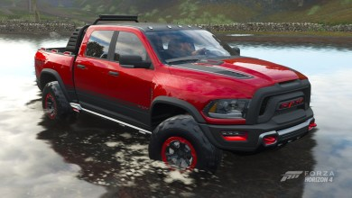 Photo of UPDATED: Ram Rebel TRX Concept One Of The Stars Of New Forza Horizon 4 Expansion Bundle:
