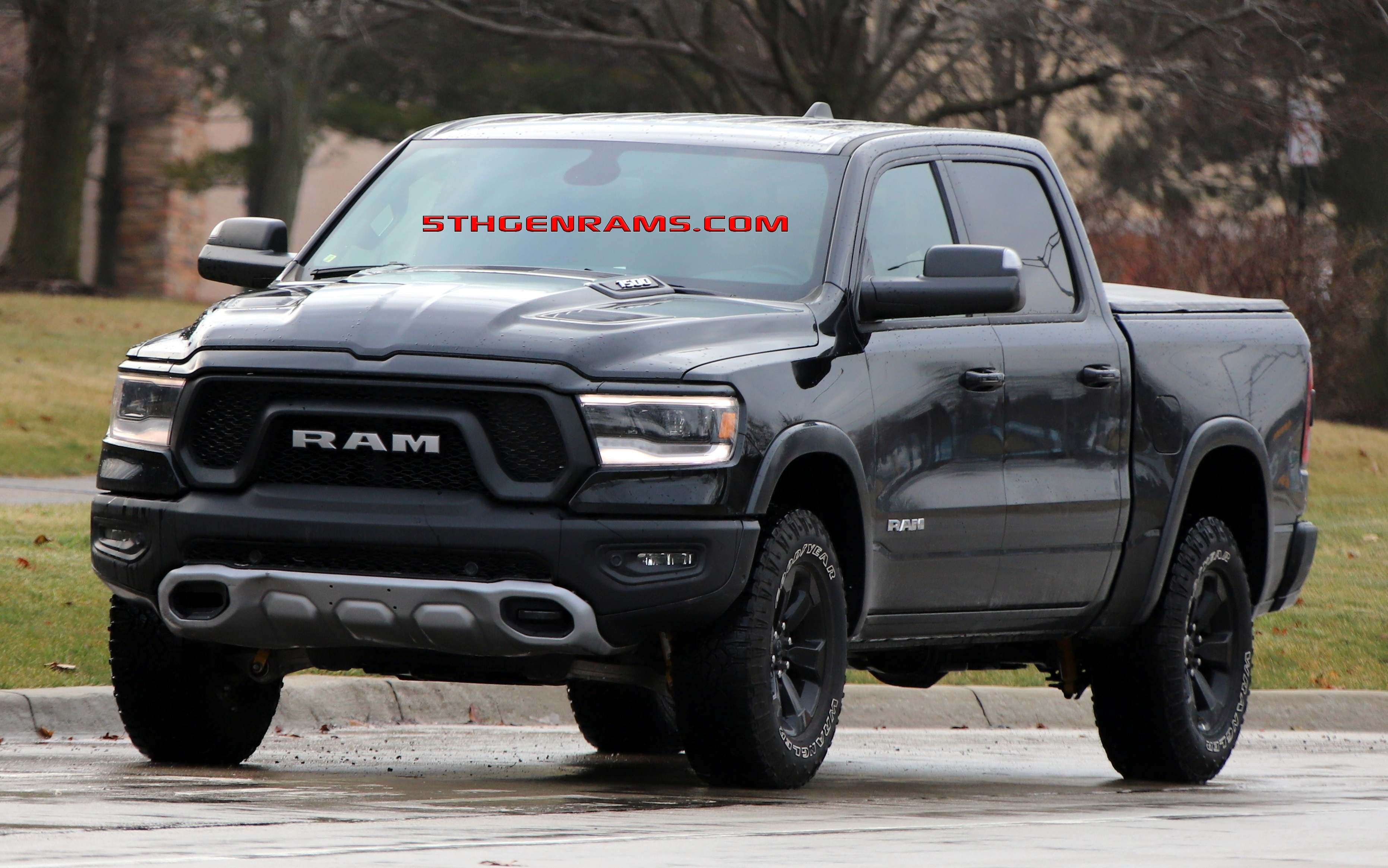 Ecodiesel >> Caught Ecodiesel 2019 Ram 1500 Rebel On The Streets 5th