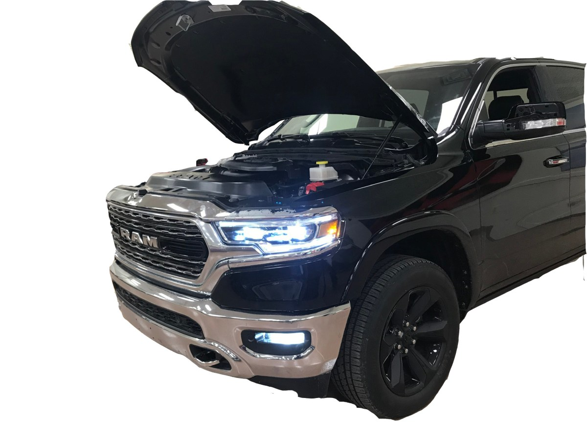 First Look: 2019 Ram 1500 Limited EcoDiesel V6: