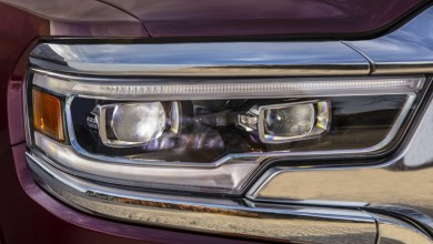 Photo of What The 2019 Ram 1500 Grille Was Originally Going To Look Like: