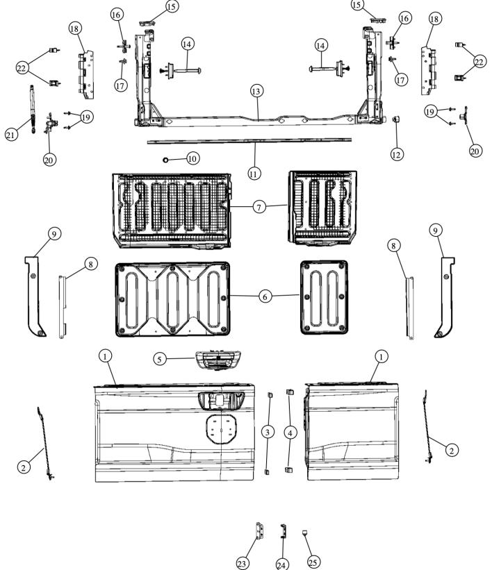 Multifunction Tailgate