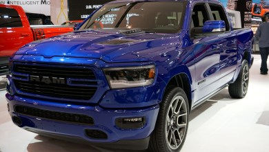 Photo of This American Got To See The Canadian Ram 1500 Sport Up Close And Personal: