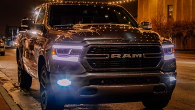 Photo of Long-Term 2019 Ram 1500 Laramie Sport: Uconnect 12 Themes: