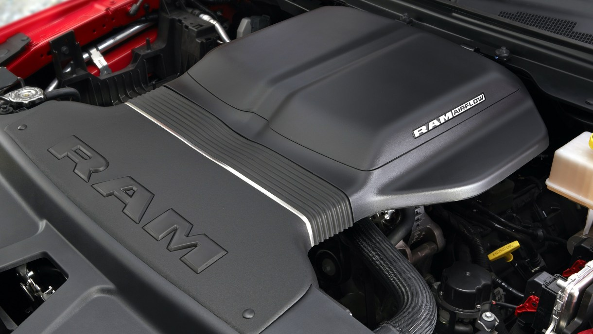Cold Air Intake For Dodge Ram 1500 5.7 Hemi >> Mopar S Ram Airflow Cold Air Intake System For Ram 1500