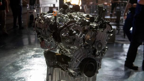 3.0-liter EcoDiesel V6. (5thGenRams).