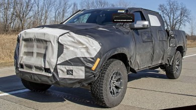 Photo of CAUGHT: 2021 Ram 1500 Rebel TRX Testing On The Highway: