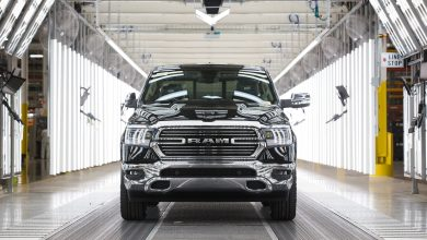 Photo of FCA Shuts Down It's Sterling Heights Assembly Plant, Which Builds The Ram 1500: